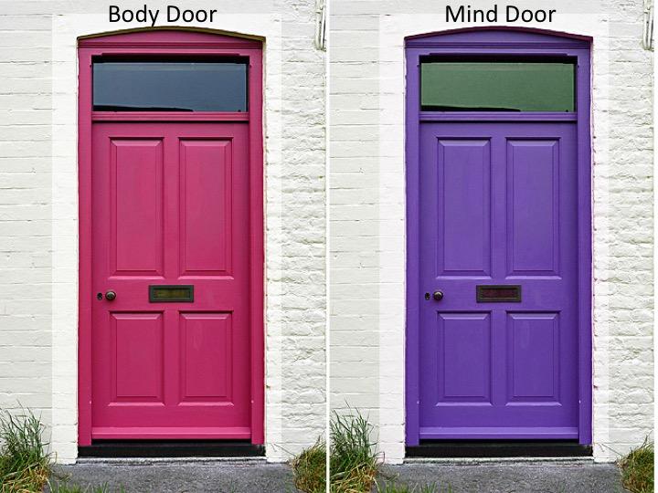 Through the Body Door